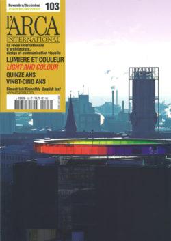 Arca International Nov 2011 ww