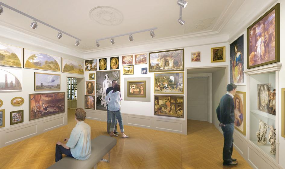 Henri IV Musee w