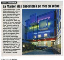 Le Moniteur 27 aout 2010 Rw