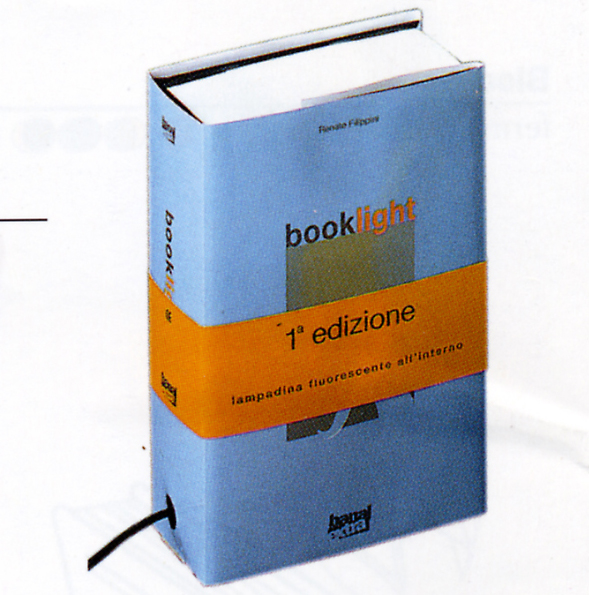 design book light